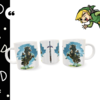 Caneca personalizada The Legend of Zelda - Breath of the Wild - loja online