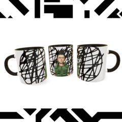 Caneca Shikamaru Exclusiva Geek Love Art (Modelo 1)