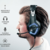 Headset Gamer Trust GXT 460 Varzz Illuminated, LED - comprar online