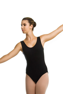 Collant para Ballet Regata Adulto