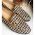 Mocassim Margot Tweed 8301-V20 Brown Metalizado