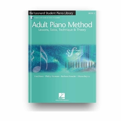 Adult Piano Method - Book 2 - HL-00296480