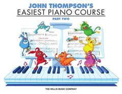 Easiest Piano Course Part 2 - John Thompson'S - HL-00414018
