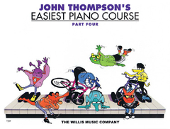 Easiest Piano Course Part 4 C/ Cd - John Thompson'S