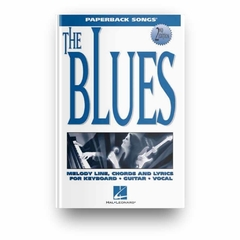 The Blues - Paperback Songs - HL-00702014