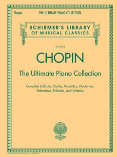 Chopin - The Ultimate Piano Collection - HL-50498738 - comprar online