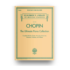 Chopin - The Ultimate Piano Collection - HL-50498738