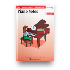 PIANO SOLOS - BOOK 5 CD - HL-0296572 - comprar online