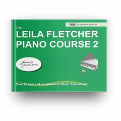 The Leila Fletcher Piano Course 2 (Inglês) - LF-002