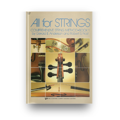 All For Strings Book 1 - Violin - 78VN