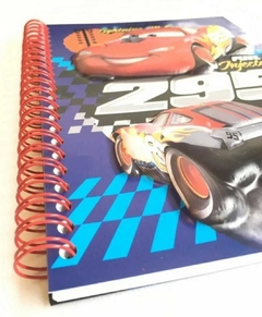 CUADERNO CARS en internet