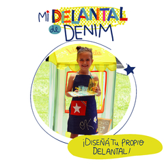 MI DELANTAL DENIM