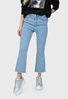 Jean Denim Capri Oxford II