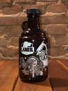 Growler de vidro 750ml
