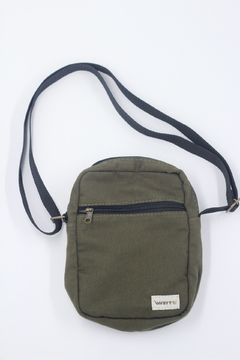 Shoulder bag verde oliva - comprar online