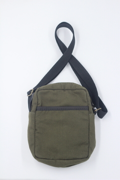 Shoulder bag verde oliva na internet