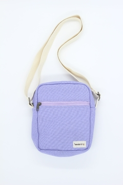 Shoulder bag lavandinha - comprar online
