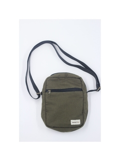 Shoulder bag verde oliva