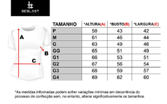 Blusa T Shirt Feminina Dream Up - Moda Beblast