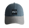 Gorra MKR denim