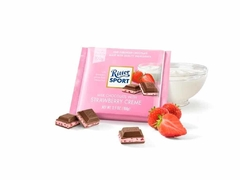 Chocolate Ritter con Yogurt y Frutilla 100 gr