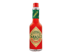 TABASCO GARLIC X 60GR