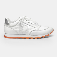 JOGGING S4 - White & Orange