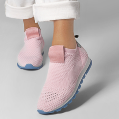 TÊNIS KNIT - Rosa - Smidt Shoes