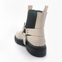 Boots Off White - Smidt Shoes
