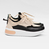 NEW SNEAKER - Preto & off White
