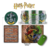 Kit Home Office Harry Potter - Sonserina