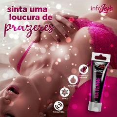 Excitante Feminino Via Femme Bisnaga 15ml - Soft Love - comprar online