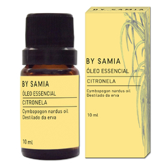 Óleo Essencial By Samia - Citronela 10 mL
