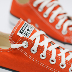 Tênis All Star Converse Plataforma Laranja - CT09630018 na internet