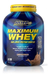 Maximum Whey Mhp Milk sabores: Chocolate Cream  ou Vanilla Ice Cream 2,270kg
