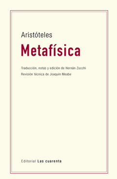 Metafísica de Aristóteles (Digital)