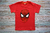 Remera Nene Spiderman con luces