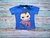 Remera Bebé Superman Azul