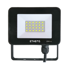 Reflector LED 20W Calida 2700k 26 leds IP65 Etheos PRO20CE