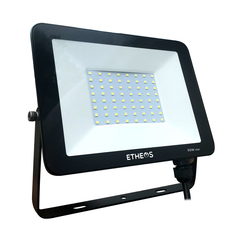 Reflector LED 50W Fria 6500k 78 leds IP65 Etheos PRO50FE