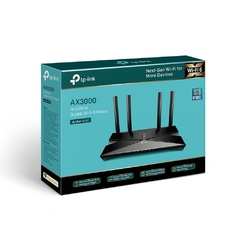 Router inalambrico Tp-Link Archer AX50 Dual Band 3,0Gb/s Wifi 6 - comprar online