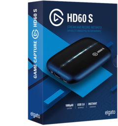 Capturadora Elgato HD60 S+ USB p/ PS4 XBOX Pc - AHP Insumos
