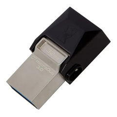Pendrive 64gb Kingston DT Micro DUO - comprar online
