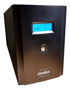 UPS 3000VA Atomlux con display