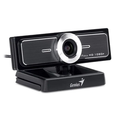 Webcam Genius Facecam F100 1080P - comprar online