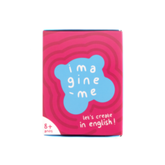 Imagine-me three: creativity in english