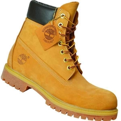 Bota Timberland impermeável Masculino Yellow Boot 6 Premium Waterproof - Time Compra