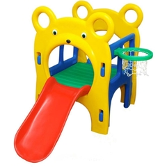 Baby Play Urso Alpha