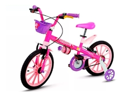 Bicicleta Aro 16 Top Girls Nathor