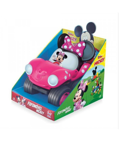 Carro Fofomovel Minnie